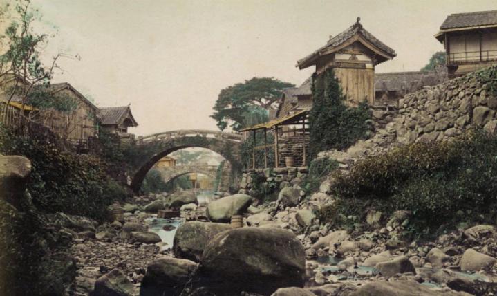 Nagasaki Nakashima River