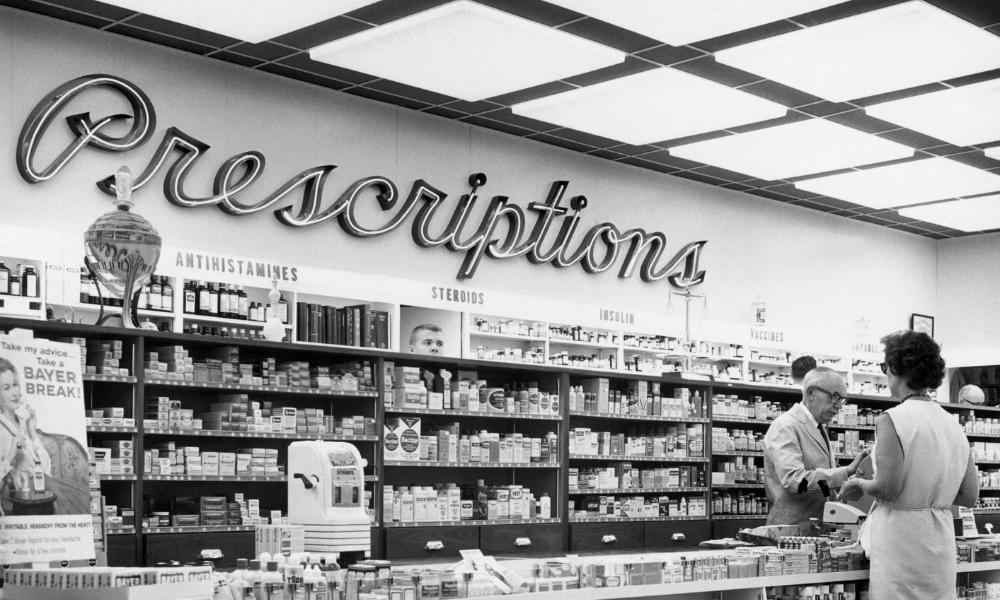 1950s Pharmacy