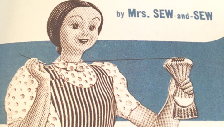 Mrs Sew and Sew