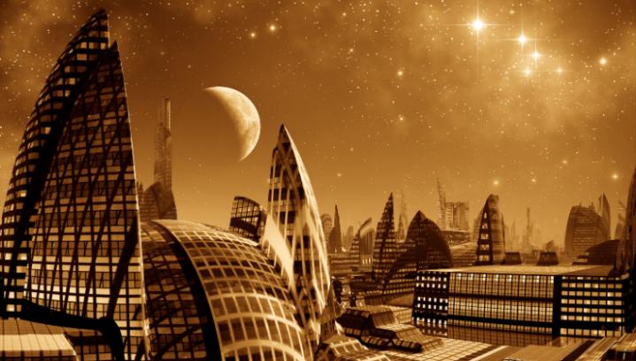 Sci Fi World