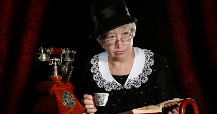 Miss Marple Lookalike